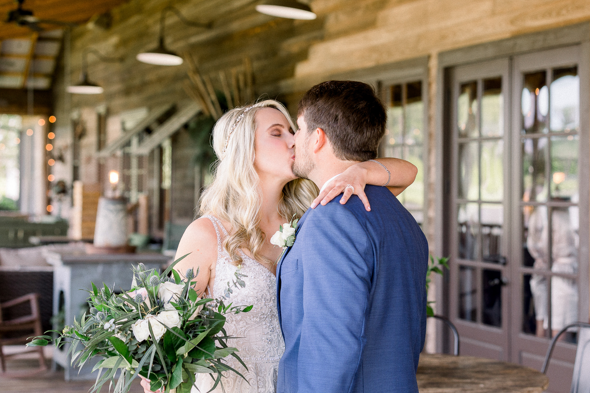 Quail Branch Lodge Wedding | Allie + Parker
